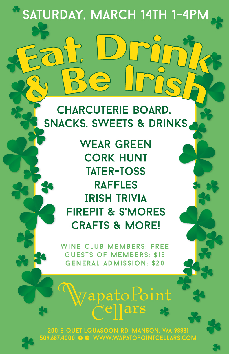 Eat, Drink & Be Irish